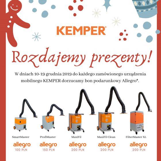 Świąteczna promocja KEMPERA