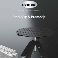 Siegmund | Stoły spawalnicze |Promocja
