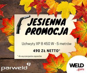 Jesienna promocja Parweld