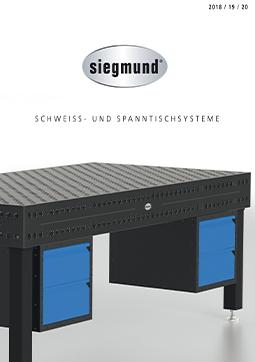 Katalog Siegmund 2018 - 2020